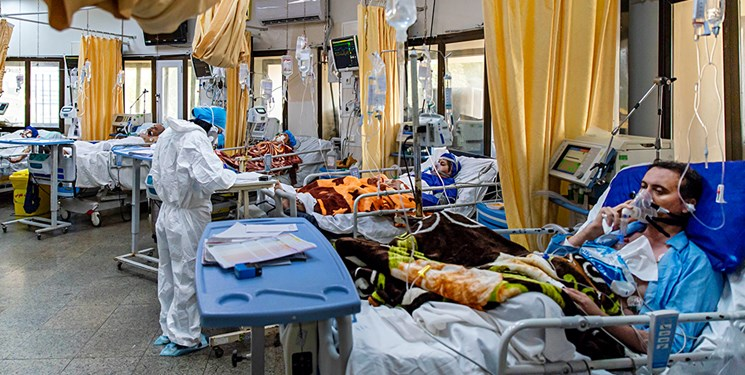 بستری ۹۱ بیمار جدید کرونایی در بیمارستانهای کرمان
