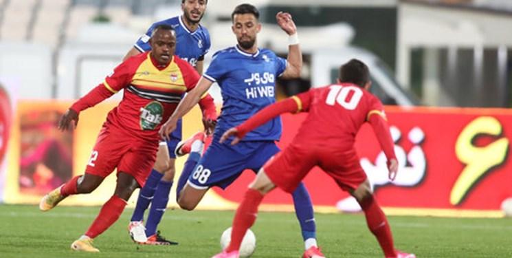 فینال جام حذفی  فولاد برنده ماراتن نقشجهان/ خوزستانیها جام را به خانه بردند