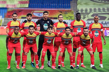 ترکیب تیم فولاد خوزستان در فینال جام حذفی