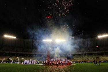 فینال جام حذفی قهرمانی فولاد خوزستان