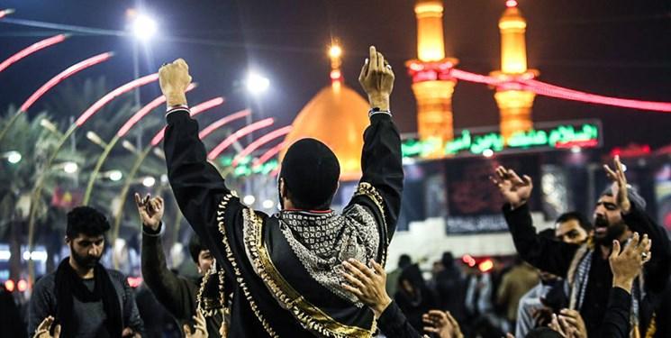 عزاداری ایرانیان در کربلا همزمان با دهه اول محرم