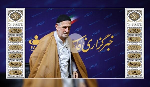 حاج اکبر مولایی: من جارچی امام حسین(ع) هستم/ در خواب هم روضه میبینیم