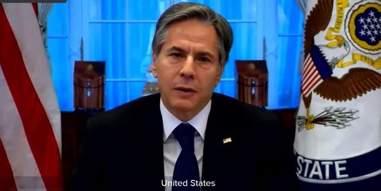 بلینکن با وزیران خارجه رژیمصهیونیستی و سه کشور عربی نشست مجازی برگزار میکند