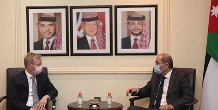 اردن: هیچ جایگزینی برای راهکار دو دولتی در فلسطین وجود ندارد