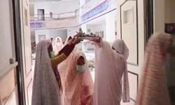 فیلم| جشن تکلیف  «دختران ماه» در ازنا به همت آستان قدس رضوی