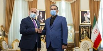 دیدار وزیر امور خارجه عراق با شمخانی