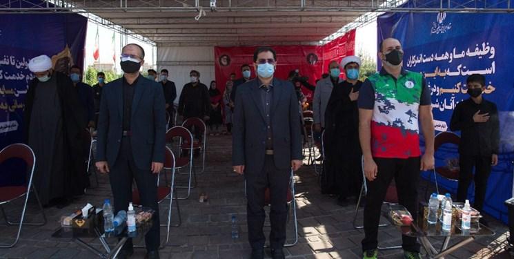 توزیع 27000 ویلچر اهدایی ستاد اجرایی فرمان امام به معلولان مناطق محروم