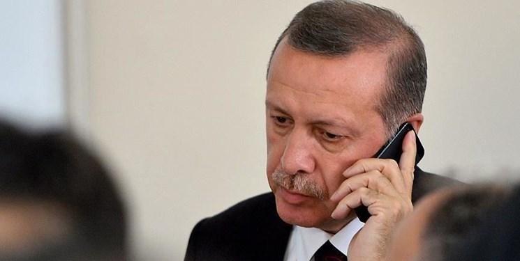 اردوغان از آمریکا خواست پول ترکیه بابت جنگندههای اف۳۵ را پس بدهد