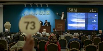 پایان چهاردهمین حراج تهران با ۸ اثر میلیاردی/ رکوردی جابهجا نشد