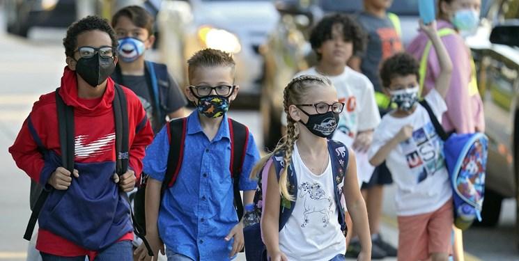 موج جدید بستری کودکان مبتلا به کرونا در آمریکا/ ابتلای 4.3 میلیون کودک به کووید