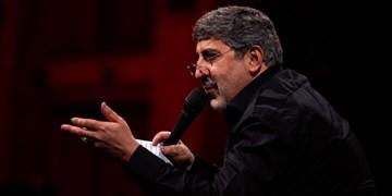 روضهخوانی طاهری در جوار حرم امام حسین (ع)+فیلم