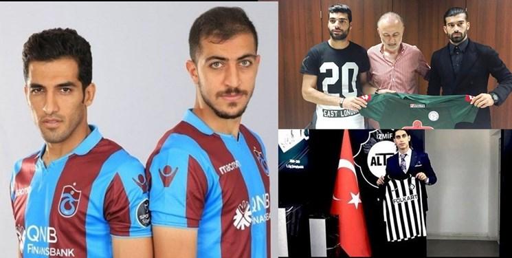 چه تعداد بازیکن ایرانی در فوتبال ترکیه حاضر شدند؟/ از موفق ترین لژیونر تا دو قرارداد عجیب
