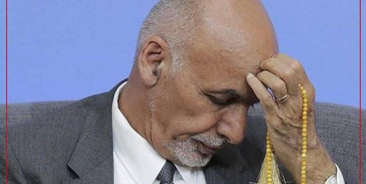 آمریکا دولت افغانستان را هم رها کرد