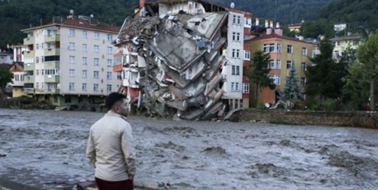 قربانیان سیل ترکیه به 31 نفر رسید