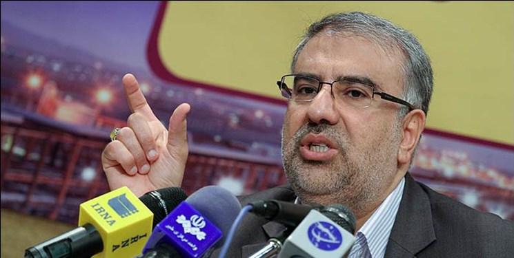 وزیر نفت: به محض برطرف شدن تحریمهای یکجانبه با بالاترین سطح تولید به بازار نفت برمیگردیم
