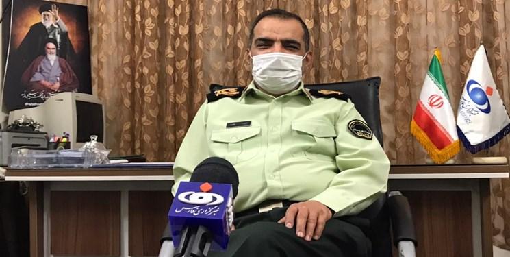کشف 530 کیوگرم مواد مخدر در محور ایرانشهر- مهرستان