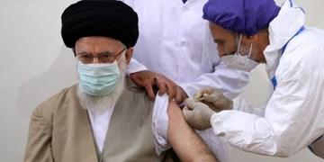 رهبرانقلاب و اثرهاله ای کمبود واکسن