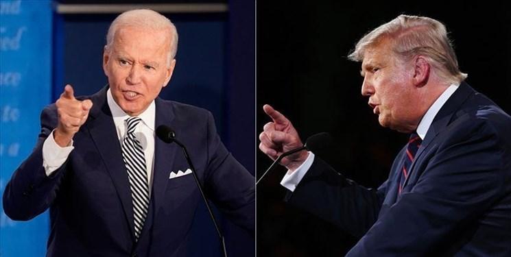 جنگ لفظی ترامپ و بایدن بر سر مقصر وضع موجود در افغانستان