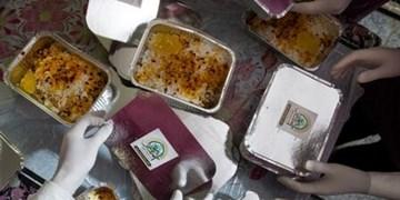 فیلم| ماموران پلیس راه مهمان سفره امام مهربانیها