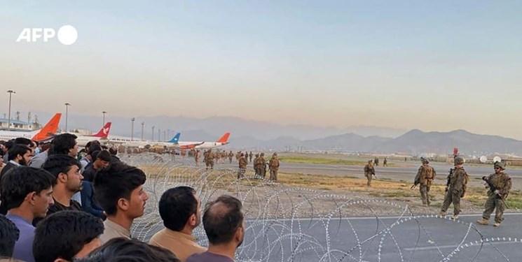 فرانسه عملیات خروج از فرودگاه کابل را به دلیل عدم وجود امنیت پایان بخشید