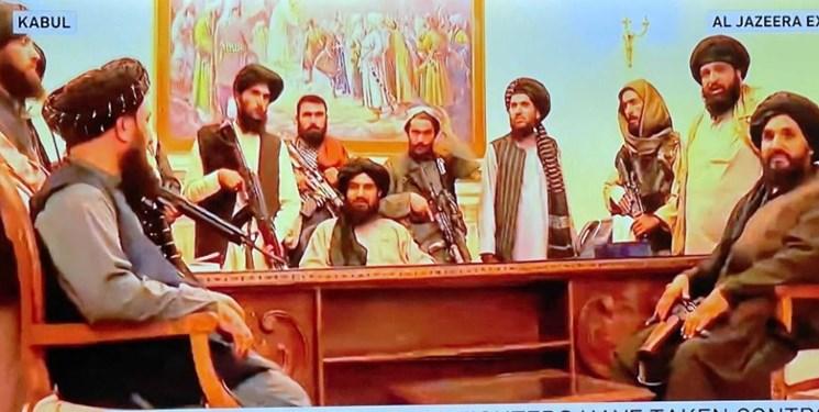 طالبان کنترل تلویزیون افغانستان را در اختیار گرفت
