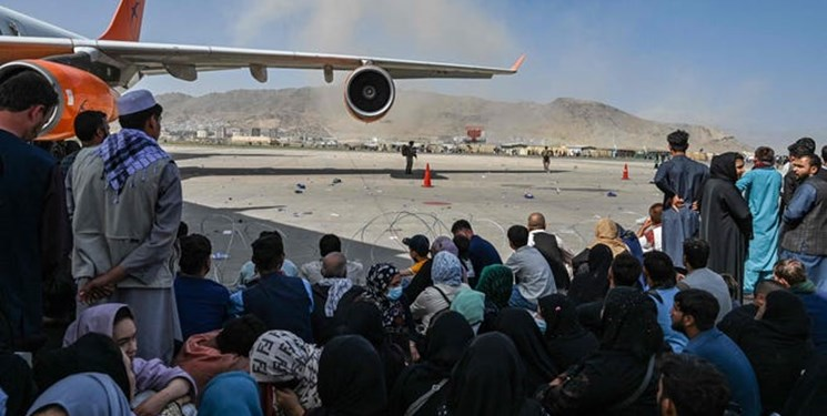 تغییر مسیر هواپیمای نظامی آلمان از کابل به تاشکند