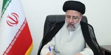 رئیس جمهور در پیامی درگذشت مرحوم حاج سید نور عاملی رنانی را تسلیت گفت