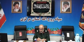 توسعه مراکز واکسیناسیون در سطح استان مرکزی در دستور کار سپاه است