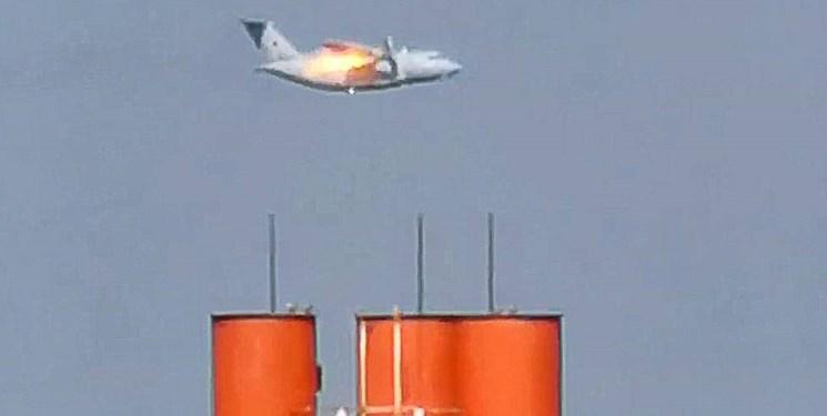 یک هواپیمای روسی در شرق سیبری سقوط کرد