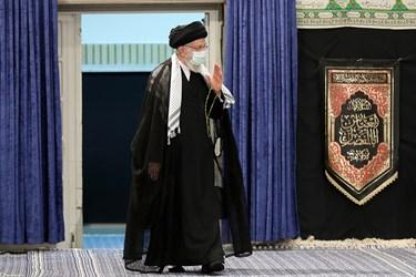 مراسم عزاداری شب تاسوعای حسینی (علیهالسلام)