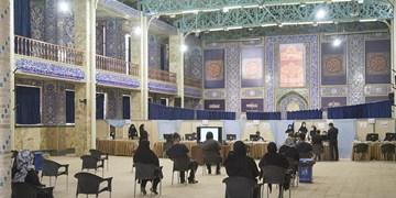 فیلم مسجد حظیره یزد در تاسوعای حسینی پایگاه واکسیناسیون شد