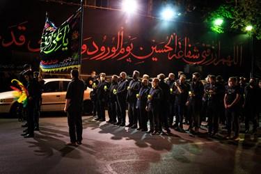 شام غریبان حسینی در تبریز