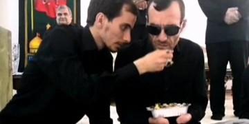 فیلم| علمداران مکتب حضرت عباس (ع) مهمان ویژه امام رضا(ع)
