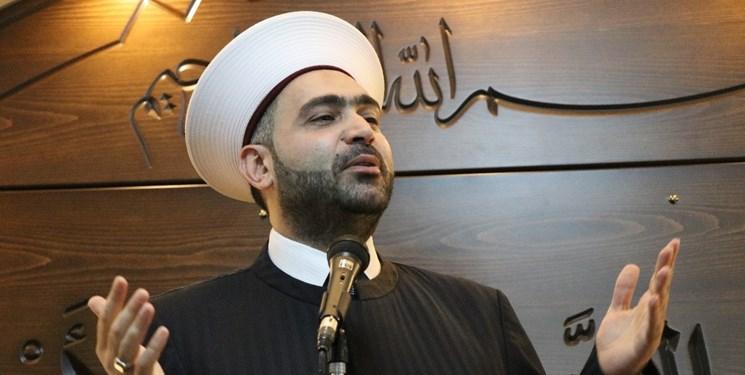روحانی اهل سنت لبنان: قدردان ایران هستیم/ آمریکا جز محاصره، سودی برای ما ندارد