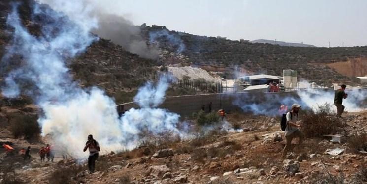 تیراندازی فلسطینیان به سمت نظامیان صهیونیست در کرانه باختری
