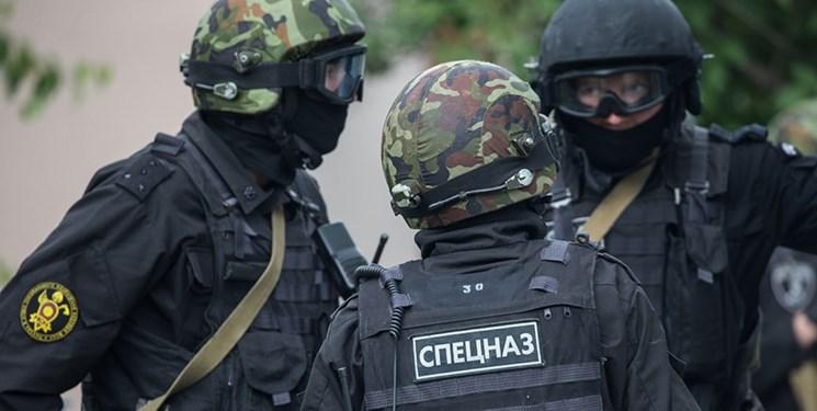 روسیه از بازداشت «جاسوس اوکراینی» خبر داد