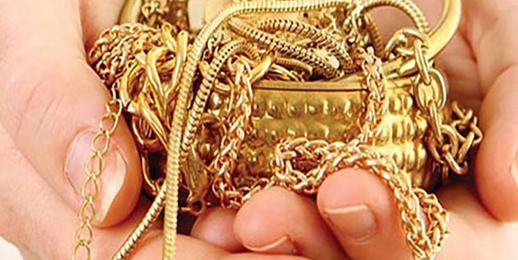 طلا به زیر 1750 دلار رسید