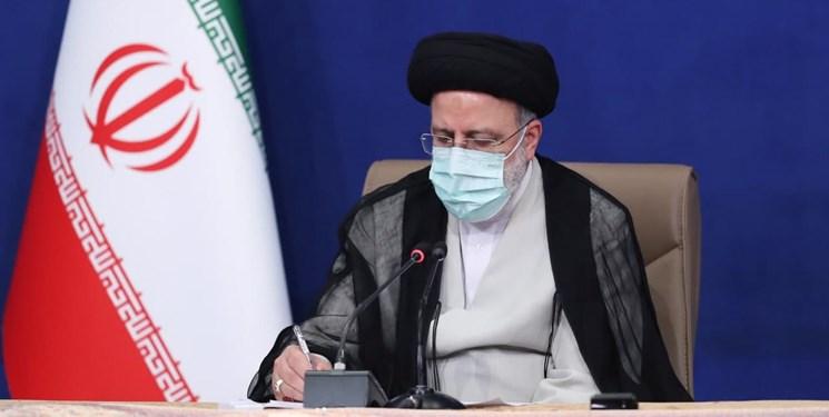 آیت الله رئیسی از حسن اعتماد مجلس به وزیران پیشنهادی دولت تشکر کرد