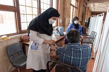 این مرکز برای افزایش پوشش دهی واکسیناسیون و سرعت بخشی به آن راه اندازی شده است
