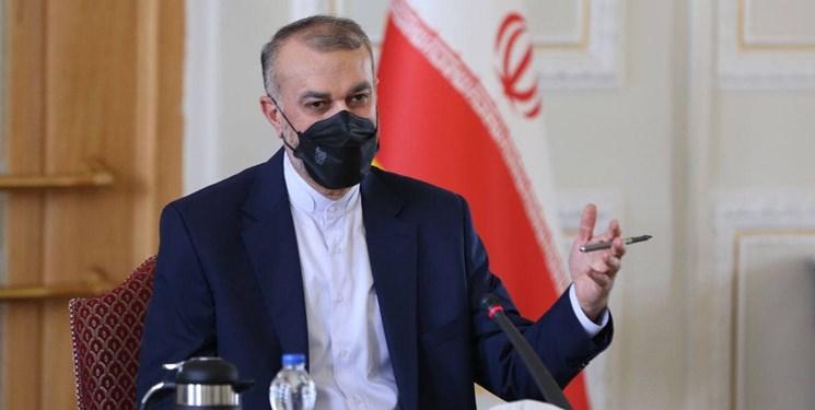 امیرعبداللهیان در گفتوگوی تلفنی گوترش: طرفهای مذاکره باید با درکی واقع بینانه به وین بیایند