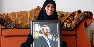 رئیس حوزه هنری عروج ملکوتی مادر شهید شهریاری را تسلیت گفت