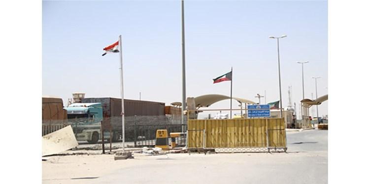 حمله راکتی به کاروان لجستیک ارتش آمریکا در مرز کویت