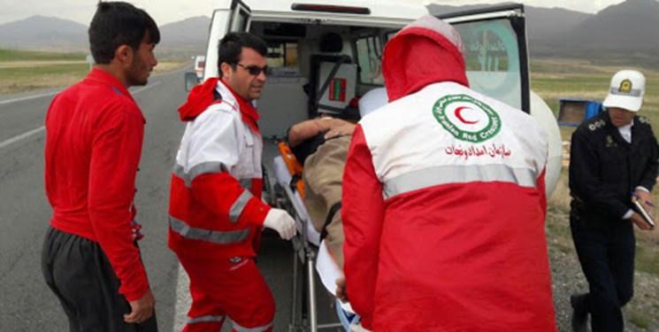 حالِ امداد و نجات در ایران چگونه است؟/فعالیت ۴۴ هزار امدادگر در حوادث مختلف
