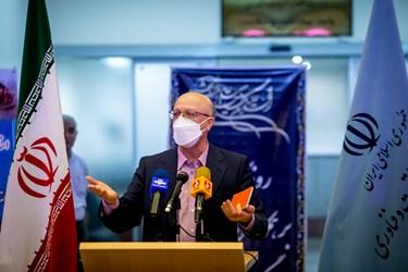 سخنرانی محمدعلی زلفی گل وزیر جدید علوم، تحقیقات و فناوری در آیین تحویل مسند وزارت علوم