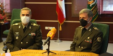 وزیر جدید دفاع در محل این وزارتخانه حضور یافت/ امیر آشتیانی: ادامه دهنده راه امیر حاتمی خواهم بود