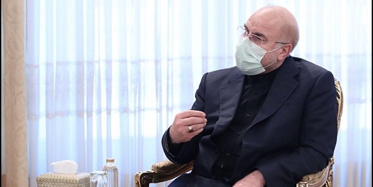 قالیباف: مسئولان جدید افغانستان مسئول تامین امنیت مردم با هر مذهبی  هستند