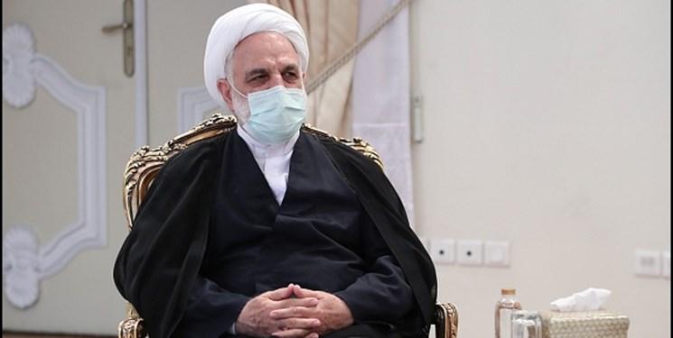محسن رضایی با رئیس قوه قضائیه دیدار کرد/ اژهای: آماده کمک به دولت در جهت رفع موانع تولید هستیم