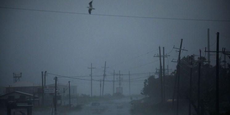 طوفان آیدا به لوئیزیانای آمریکا رسید؛ بیش از 100 هزار نفر در خاموشی به سر میبرند