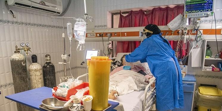 بستری بودن ۷۷۱ بیمار کرونایی در مازندران