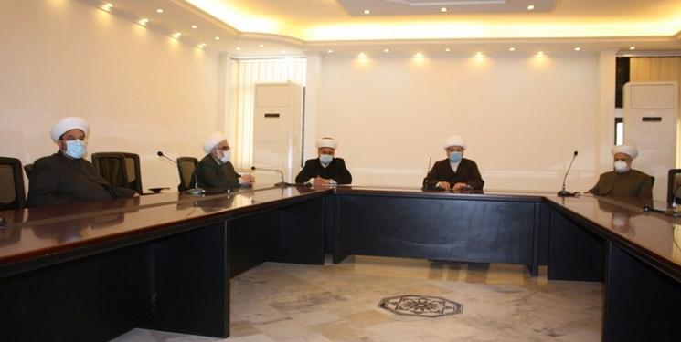 تقدیر تجمع علمای مسلمانان لبنان از  ایران و سخنان امیرعبداللهیان در اجلاس بغداد